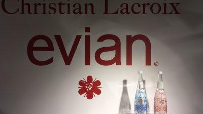 Evian x Christian Lacroix