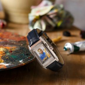 Jaeger-LeCoultre présente une série de Reverso en hommage à Vincent van Gogh