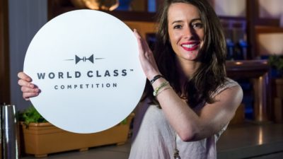 La française Jennifer Le Nechet remporte la World Class Competition 2016 !
