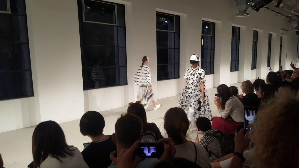 ANREALAGE SS17 Paris Fashion week