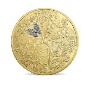 La Monnaie de Paris s'associe à Van Cleef & Arpels pour une collection «Excellence à la Française»