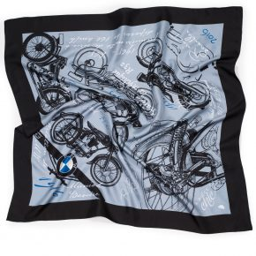 Un foulard BMW Motorrad en édition limitée
