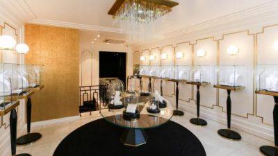 GRINGOIRE JOAILLIER ouvre à Paris sa première boutique en Europe