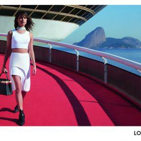 Louis Vuitton présente la campagne de sa collection Croisière avec Alicia Vikander