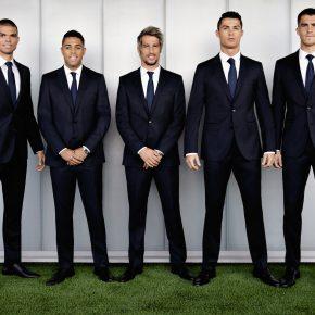 HUGO BOSS annonce son partenariat avec le Real Madrid