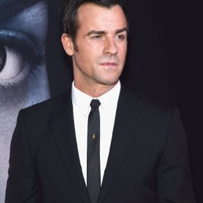 Justin Theroux en Givenchy by Riccardo Tisci