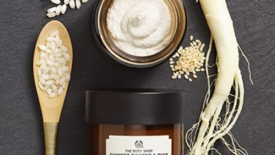 LES MASQUES EXPERTS DE THE BODY SHOP
