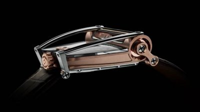 MB&F : Horological Machine No.8