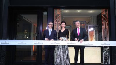 Jaeger-LeCoultre: inauguration de la première boutique au Japon