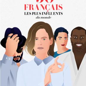 Les 50 français les plus influents du monde par Vanity Fair