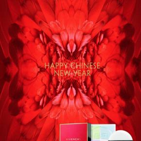 Le Prisme Libre de Givenchy célèbre le Nouvel An Chinois