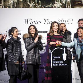 La plus Glamour des Tombolas organisée par le Comité du Faubourg Saint-Honoré au Profit de SOS Préma est en ligne