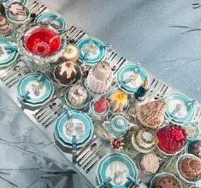 Tiffany & Co. – La magie des traditionnelles vitrines de Noël à New-York