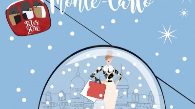 Snow chic by Monte-Carlo, la Place du Casino prends les allures de station de ski