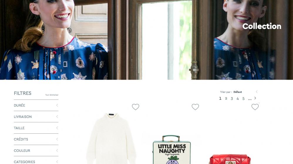 PANOPLY – Pourquoi lui offrir une pièce quand vous pouvez lui offrir une garde robe?