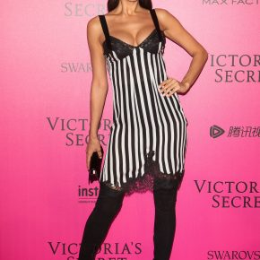 Irina Shayk in Givenchy by Riccardo Tisci