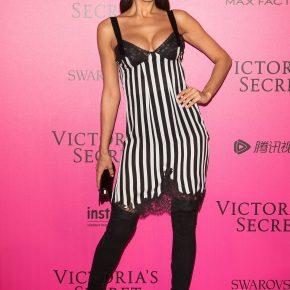 Irina Shayk in Givenchy by Riccardo Tisci