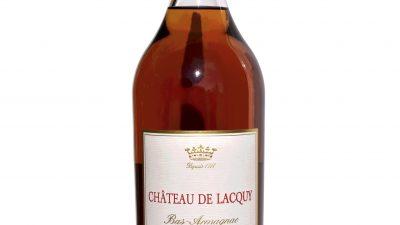 LE CHATEAU LACQUY 2000, UN ARMAGNAC D'EXCEPTION