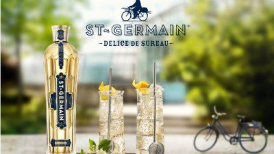 La liqueur : Le St-Germain
