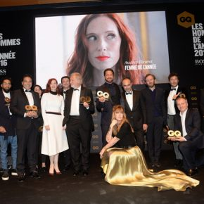Lauréats soirée des hommes de l'année GQ édition 2016 —