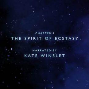 Kate Winslet prête sa voix au Spirit of Ecstasy