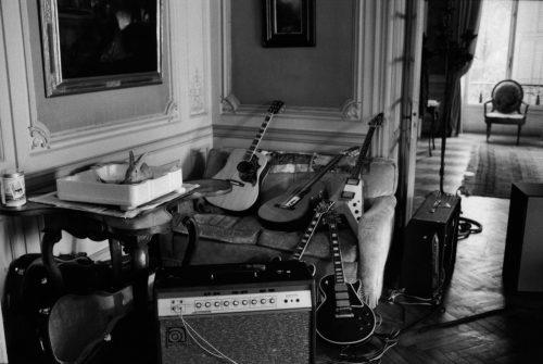 Conte de Noël, Rolling Stones et Photographie