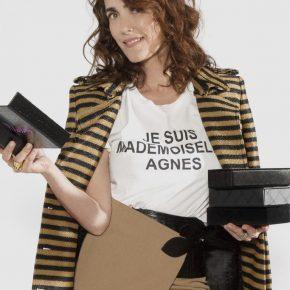 Mademoiselle Agnès présente sa Collection de Capsules avec Carte Noire
