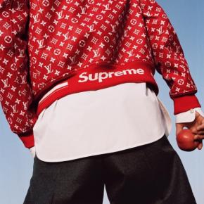 Louis Vuitton annonce sa collaboration avec Supreme