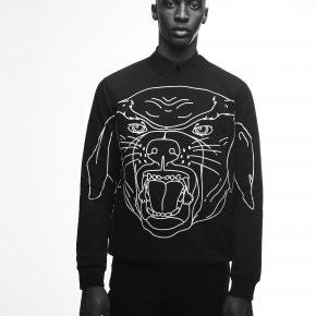 Retour du Rottweiler chez Givenchy