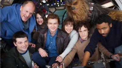 A STAR WARS STORY : Début de tournage du nouveau film centré sur Han Solo !