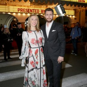Aaron Taylor-Johnson in Givenchy by Riccardo Tisci