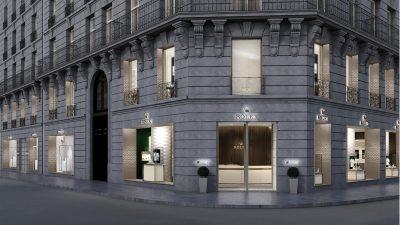 Ouverture de la boutique Rolex Étoile