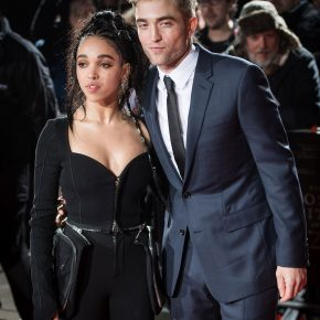 FKA Twigs in Givenchy by Riccardo Tisci