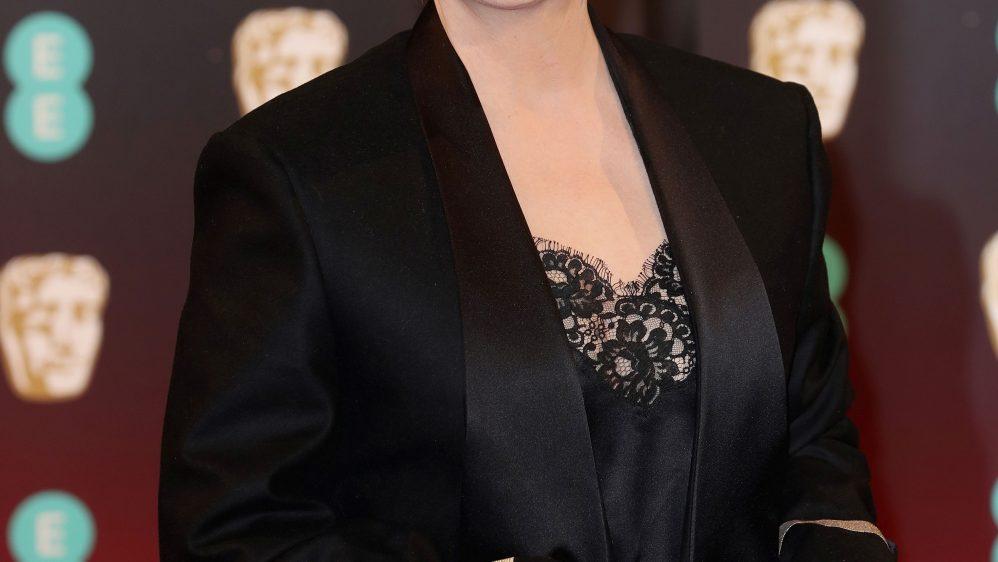 Meryl Streep in Givenchy by Riccardo Tisci – 70th Annual BAFTA Awards