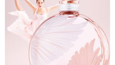 Nouvelle campagne des parfums Repetto