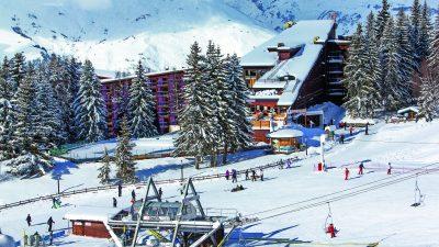 Le ski facile avec Club Jet Tours Les Arcs
