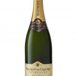 Cuvée Grand Prestige, le champagne subtil et délicat de Beaumont des Crayères