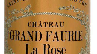 Château Grand Faurie La Rose 2014 : un Saint-Emilion élégant et fin !