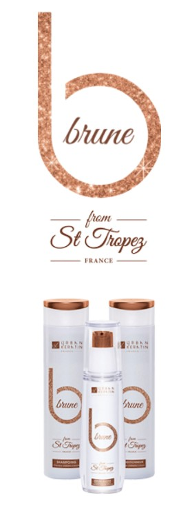 Brune from St Tropez, une gamme qui ravira les brunettes !