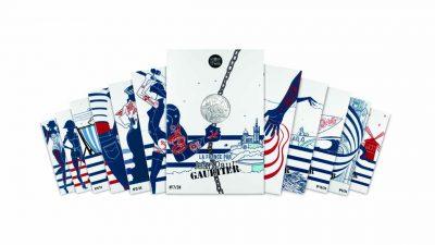 La Monnaie de Paris s'associe à Jean Paul Gaultier pour sa nouvelle collection de monnaies