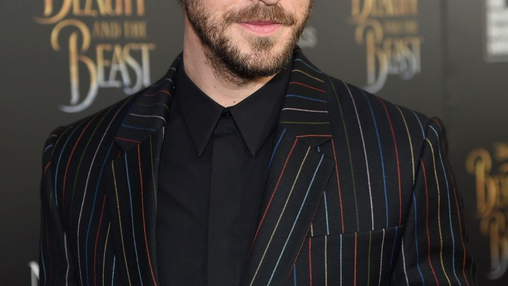 Dan Stevens in Givenchy by Riccardo Tisci