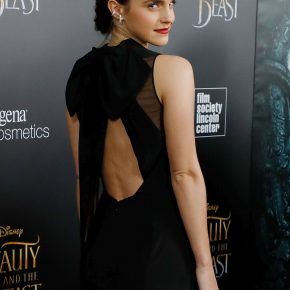 Emma Watson in Givenchy Haute Couture by Riccardo Tisci