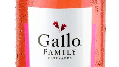 Cap sur la fraîcheur avec le Gallo Family Vineyards Grenache Rosé