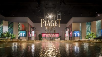 PIAGET & ART DUBAI : Manchettes Haute Joaillerie Sunny Side Of Life