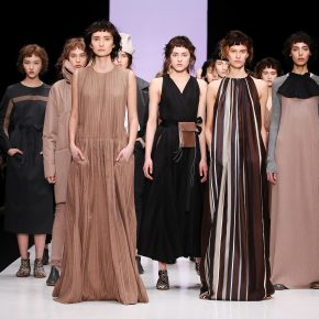 Mercedes Benz Fashion week Russia: Jour 1
