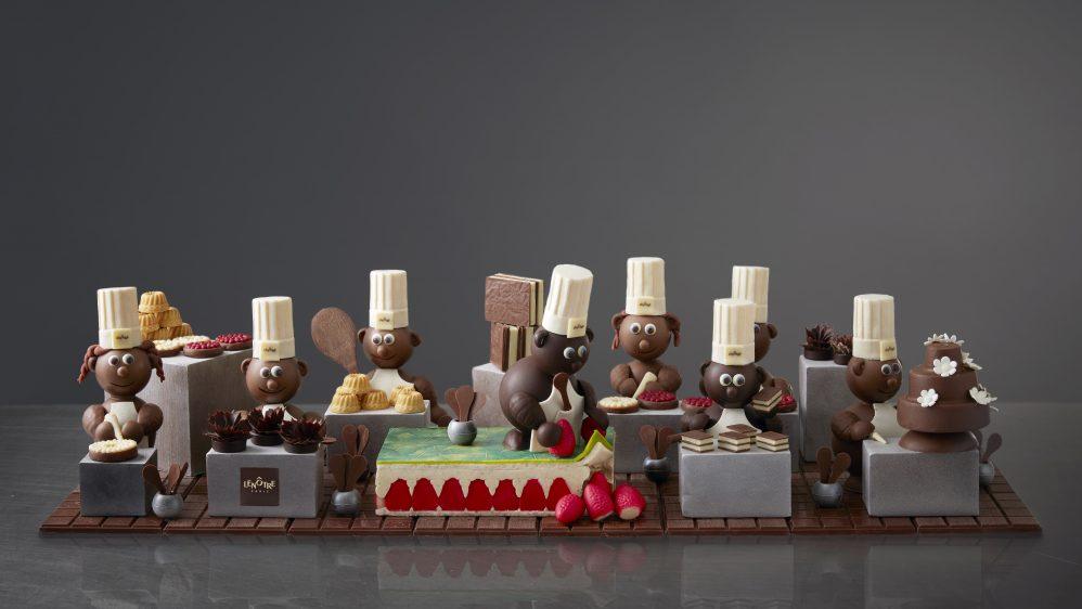 Les petits pâtissiers Lenôtre pour pâques
