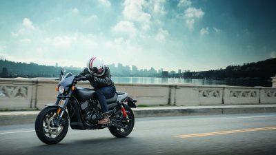 Harley-Davidson: MY17.5 Street Rod