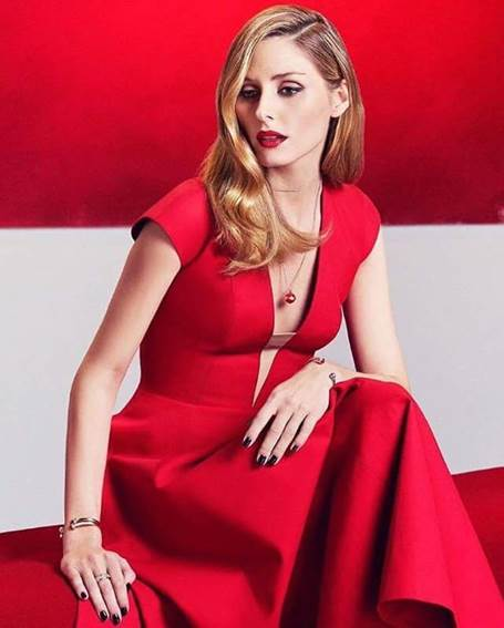 Olivia Palermo en Paule Ka pour la nouvelle collection Piaget Possession