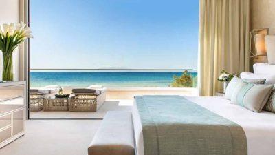 Sani Dunes en Grèce, Hôtel 5* face au Mont Olympe