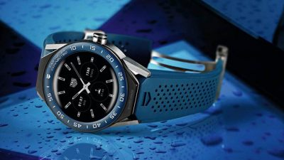 TAG Heuer / LANCEMENT DE LA TAG Heuer Connected Modular 45